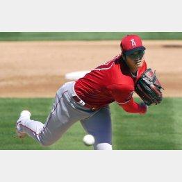 肩、肘が悲鳴(C)ロイター/USA TODAY Sports