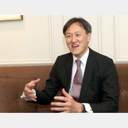 Satomi Noir(サトミノワール)代表取締役社長の里見憲智さん(C)日刊ゲンダイ