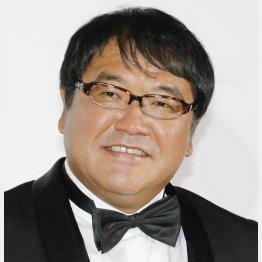 カンニング竹山(C)日刊ゲンダイ