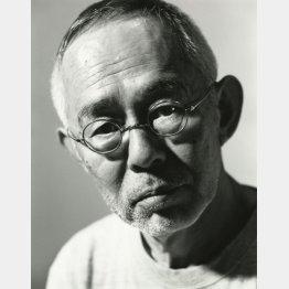 鈴木敏夫氏 (撮影)荒木経惟