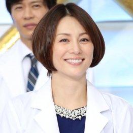 米倉涼子は独立から1年で軌道修正「ドクターX」復活のワケ