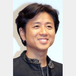 フミヤも来年で還暦(2007年撮影)/(C)日刊ゲンダイ