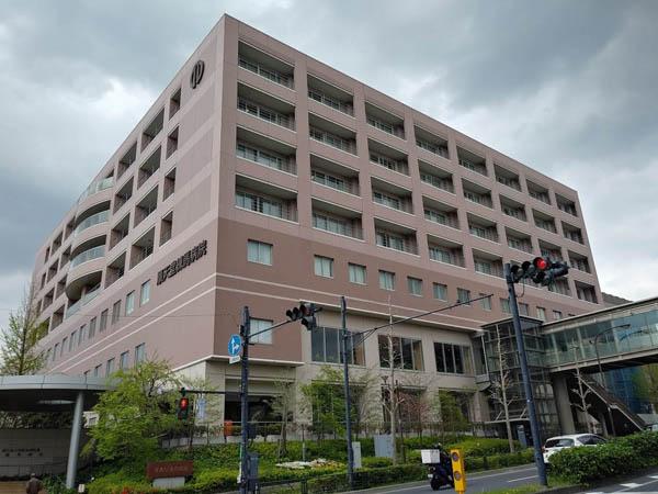 昨年9月末にクラスターが発生した練馬病院(C)日刊ゲンダイ