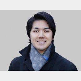 小室圭さん(C)共同通信社