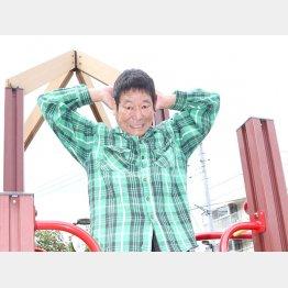 ダンカン(C)日刊ゲンダイ