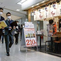 吉村知事がドヤ顔の大阪市「見回り隊」 成果はピント外れ