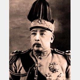 袁世凱は日本に弱腰だと批判を浴びた(C)World History Archive/ニューズコム/共同通信イメージズ
