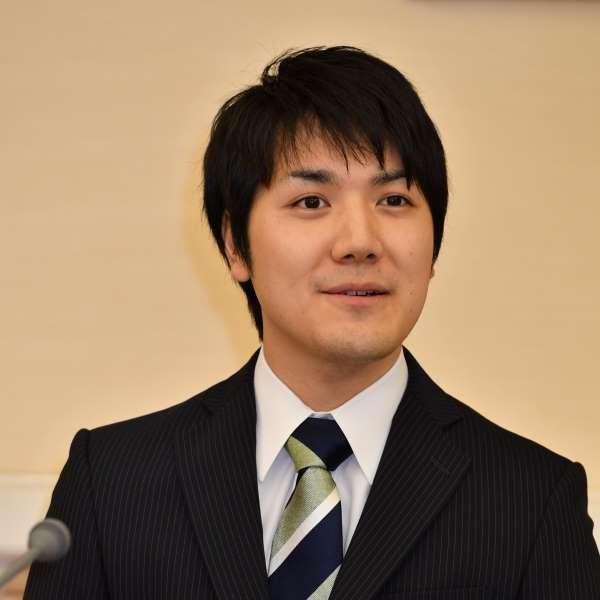 小室圭さん(代表撮影)JMPA