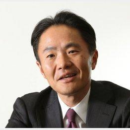 SBI証券の高村社長(C)日刊ゲンダイ