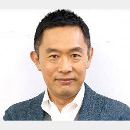 大岩捜査一課長を演じる内藤剛志(C)日刊ゲンダイ