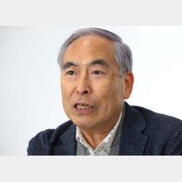 医学博士で元WHOの専門委員の左門新氏(C)日刊ゲンダイ