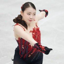 紀平は腰痛響きSP4位 北京へ求められる浅田真央ばりの耐性