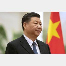 ますます世界に圧を加えてくる(中国の習近平国家主席)/(C)AP=共同