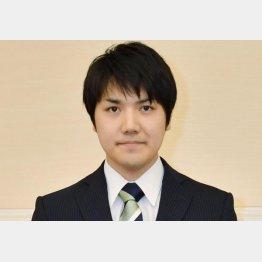 小室圭さん(代表撮影・JMPA)