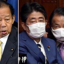 二階幹事長「五輪中止」発言の真意 福田元首相秘書が読む