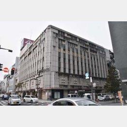 破産申請した山形・大沼(C)共同通信社