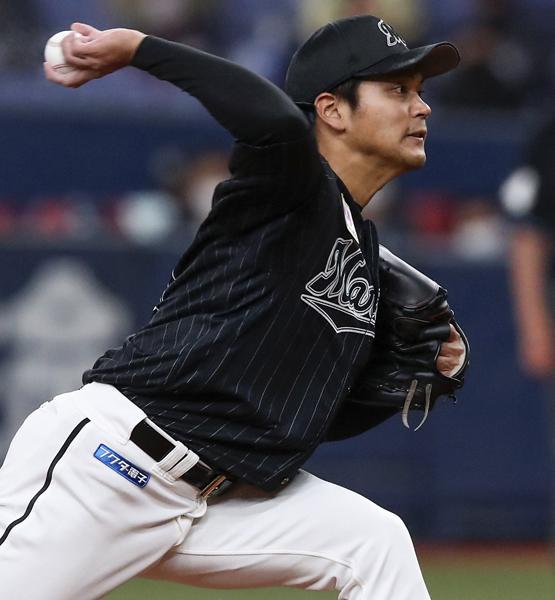 佐々木千隼、2年ぶりの白星(C)共同通信社