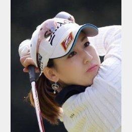 女子プロゴルファーの桒原えりか(提供写真)