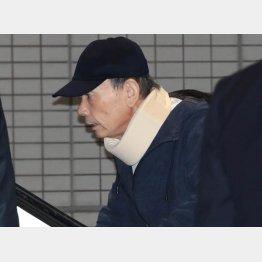 6代目山口組の高山清司若頭(C)日刊ゲンダイ