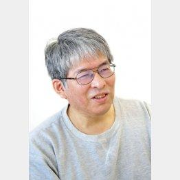 田上孝一氏(C)日刊ゲンダイ