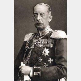 ドイツの陸軍元帥アルフレート・フォン・シュリーフェン(C)World History Archive/ニューズコム/共同通信イメージズ