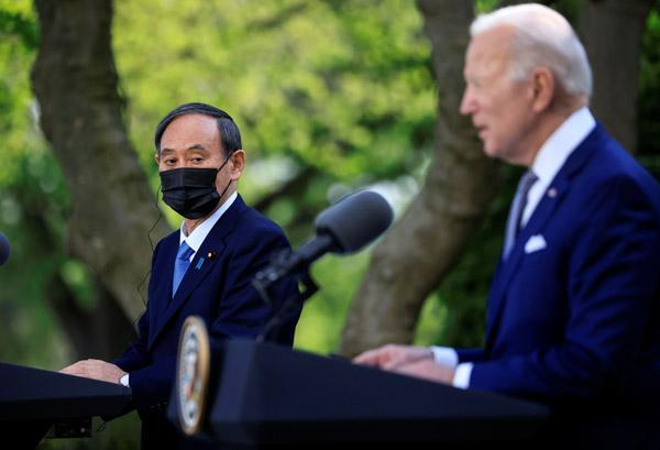 日米首脳会談の共同声明は錯覚を誘導する巧妙な表現(C)ロイター