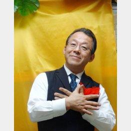 柴田剛さん(提供写真)