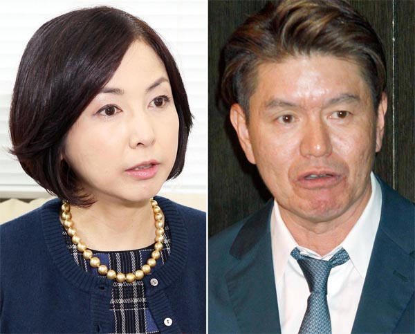 麻木久仁子(左)とヒロミ(C)日刊ゲンダイ