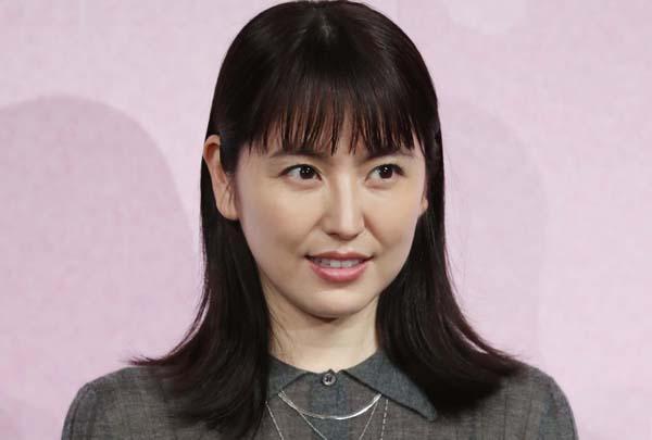 アカデミー賞主演女優の長澤まさみ(C)日刊ゲンダイ
