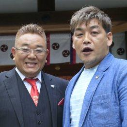 """紅白総合司会にサンドウィッチマン浮上 NHKと業界の""""総意"""""""