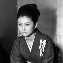 梶芽衣子を意識したのは薄幸な女性を演じた「日本残侠伝」