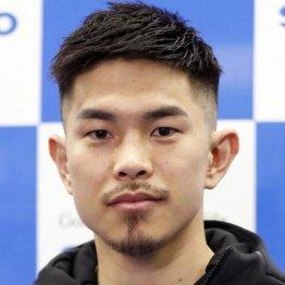 「お騒がせボクサー」、WBO世界スーパーフライ級王者の井岡一翔
