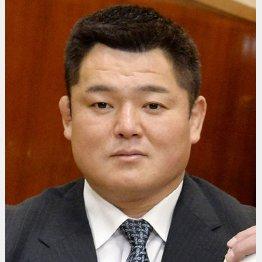 前時津風親方(C)共同通信社