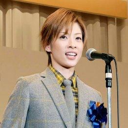 明日海りお「おちょやん」で再出演はナシ…宝塚ファン悲鳴