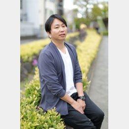 「ニムロッド」で芥川龍之介賞を受賞(C)日刊ゲンダイ