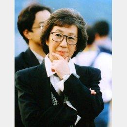 山口洋子(C)日刊ゲンダイ