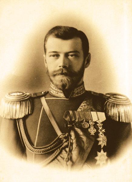ニコライ2世は対独戦の指揮を執った(C)World History Archive/ニューズコム/共同通信イメージズ