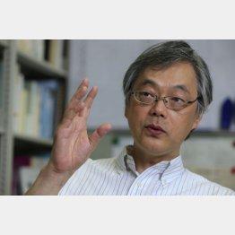 東京大学大学院の石田勇治教授(C)日刊ゲンダイ
