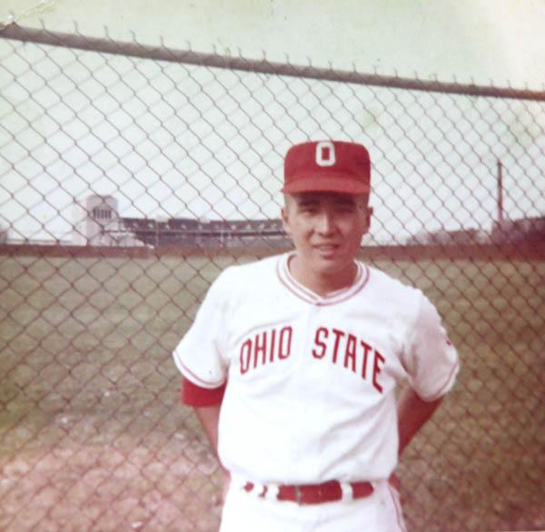 スポーツ一家に生まれ、米国へ野球留学(提供写真)