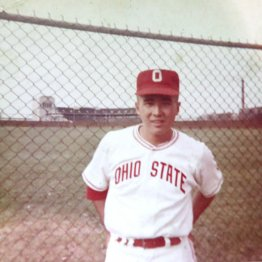 スポーツ一家に生まれ、米国へ野球留学