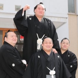 大相撲5月場所も横綱不在…迫る「空位時代」は長期間必至