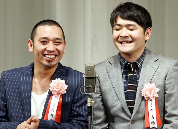 千鳥の大悟(左)とノブ(C)日刊ゲンダイ