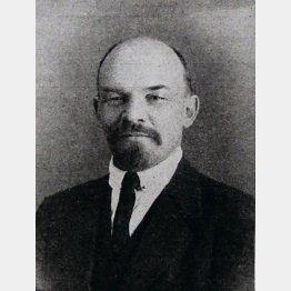 ロシア革命を指導したレーニン(C)World History Archive/ニューズコム/共同通信イメージズ
