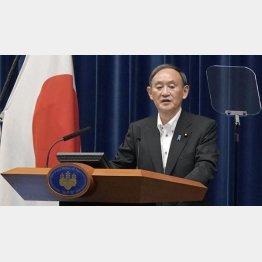 これほど日本国民を愚弄した話があるか(菅首相)/(C)JMPA