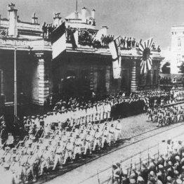 シベリア出兵で日本は4年間も兵を送り続けた