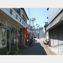 中央通り商店街(提供写真)