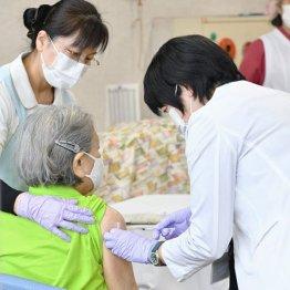 コロナ禍で看護師の置かれる状況は過酷を極めている(C)共同通信社