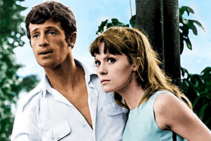 L'HOMME DE RIO a film by Philippe de Broca (c) 1964 TF1 Droits Audiovisuels All rights reserved.