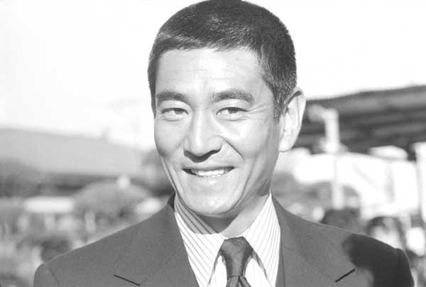 高倉健さん(C)共同通信社