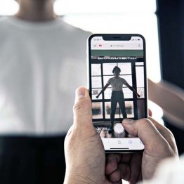 WEBのオーダーシャツでお洒落と健康管理 三越伊勢丹が開発